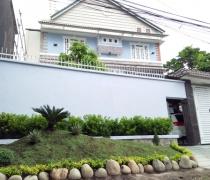 Sân vườn nhà anh Luật (Hóc Môn, TP HCM)