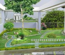 Thiết kế và thi công nhà a Lam- Khu Dân Cư Minh Ân- Hóc Môn